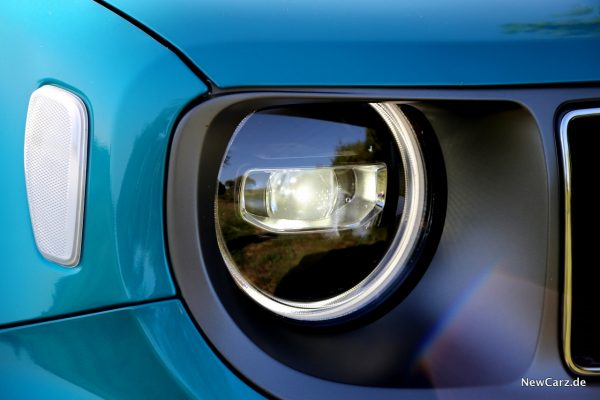 Jeep Renegade LED Scheinwerfer