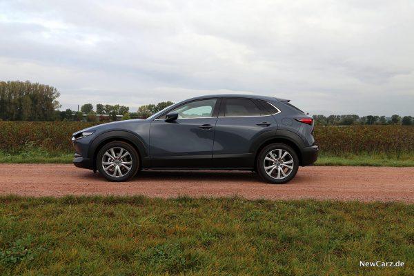 Mazda CX-30 Seite