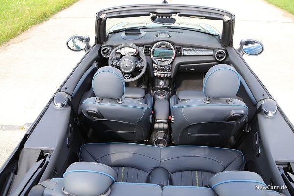 Innenraum Cabrio