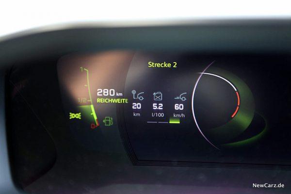 Sparrunde Peugeot 2008 II GT