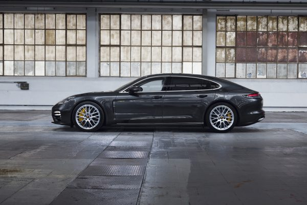 Porsche Panamera Turbo S E-Hybrid 2021 Seite