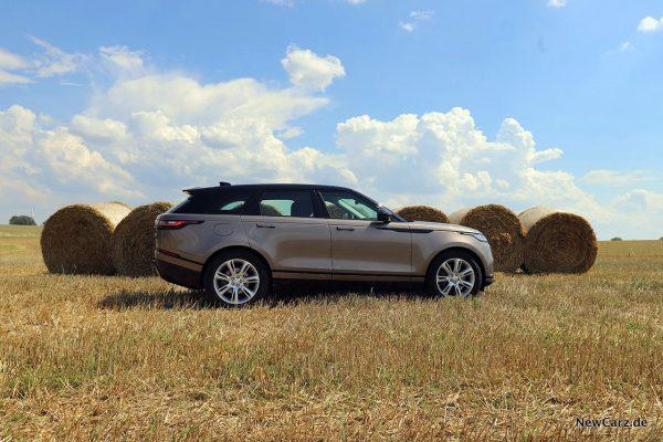 Range Rover Velar D300 Seite