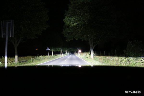 Fernlicht Matrix-Laser-LED