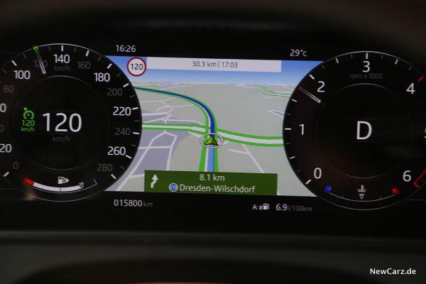 Verbrauch bei 120 km/h