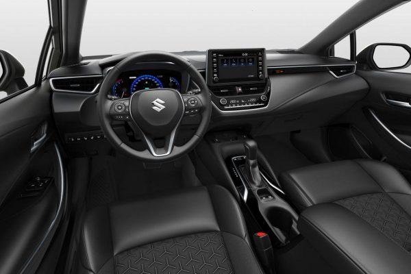 Suzuki Swace Interieur