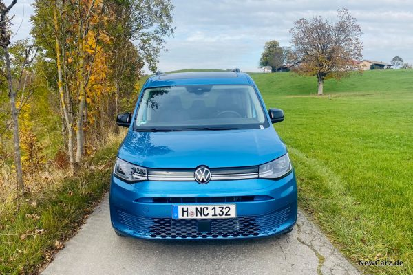 VW Caddy 2020 Front