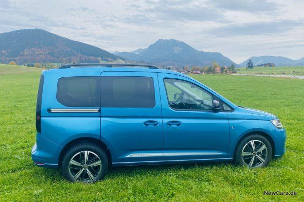 VW Caddy 2020 Seite