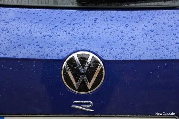 R-Logo VW Tiguan Facelift