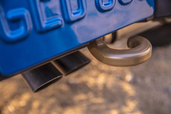 Wrangler Rubicon 392 Abgasanlage