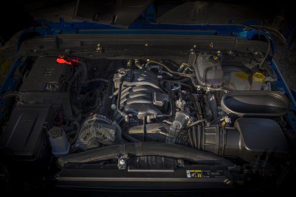 Jeep Wrangler Rubicon 392 6,4 Liter V8
