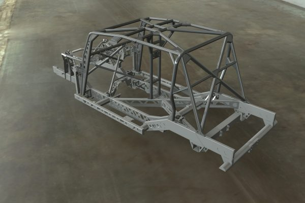 Bowler CSP 575 Chassis