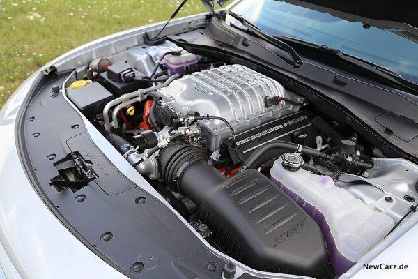 Motorraum Dodge Charger SRT Hellcat