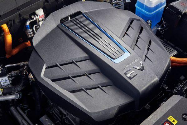 Motorraum Kona Elektro