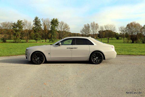 Rolls-Royce Ghost Seite