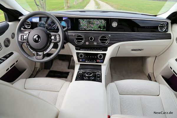 Interieur Rolls-Royce Ghost