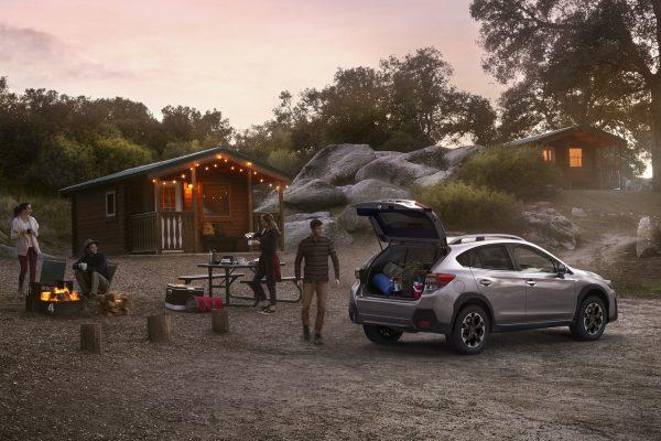 Subaru XV 2021 Outdoor