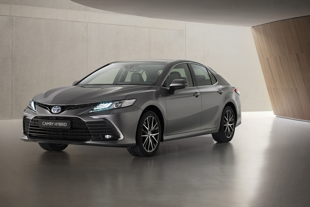 Toyota Camry Facelift