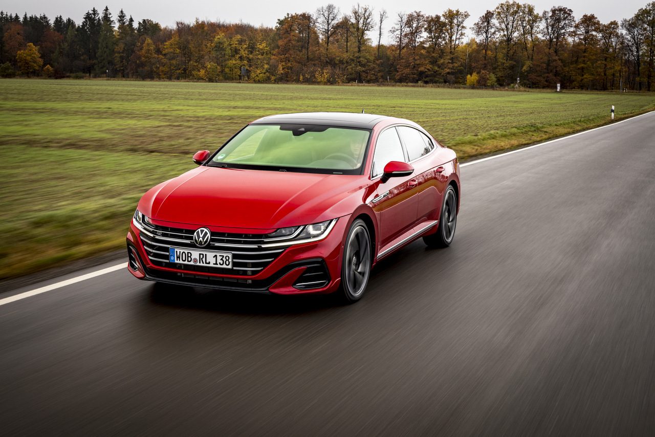 VW Arteon Facelift