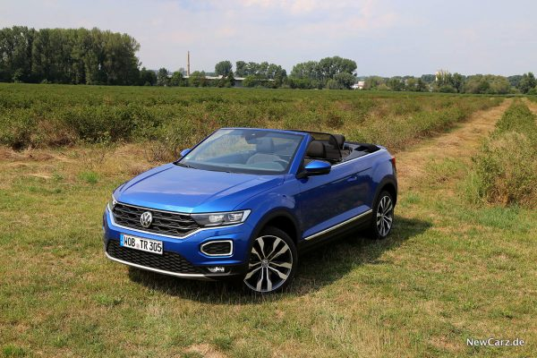 VW T-Roc Cabriolet Style 1.5 TSI 150 PS