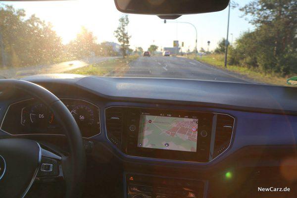 Navi GPS Fehler