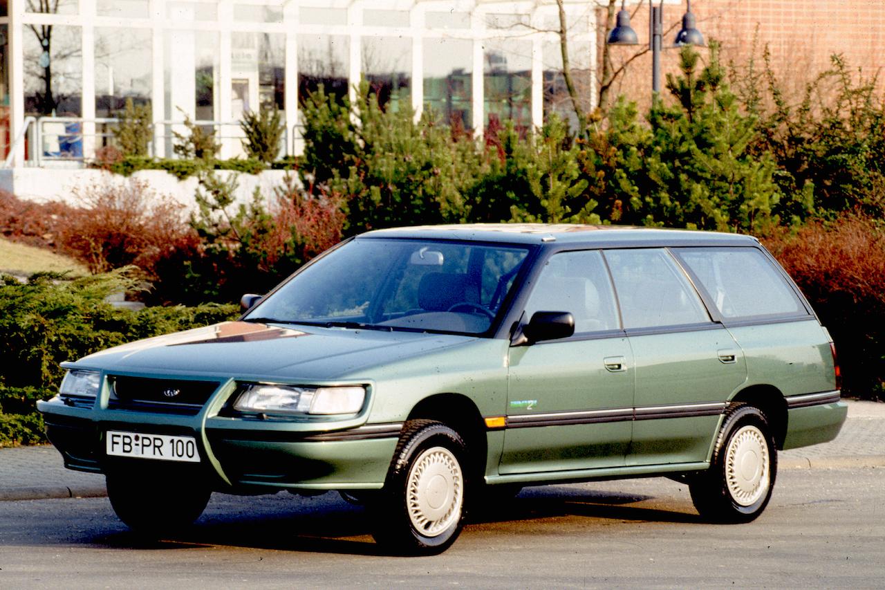 Subaru 1800 4WD