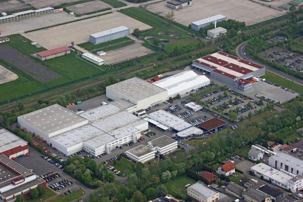 Firmenzentrale Friedberg