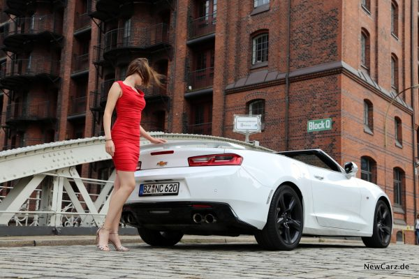 Camaro mit Model
