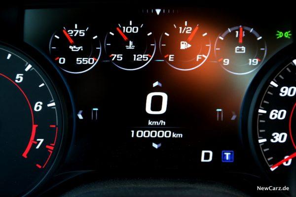 Camaro 100.000 Kilometer