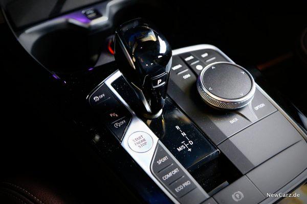 Mittelkonsole BMW