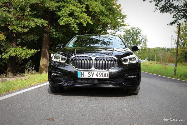 BMW 118i Front