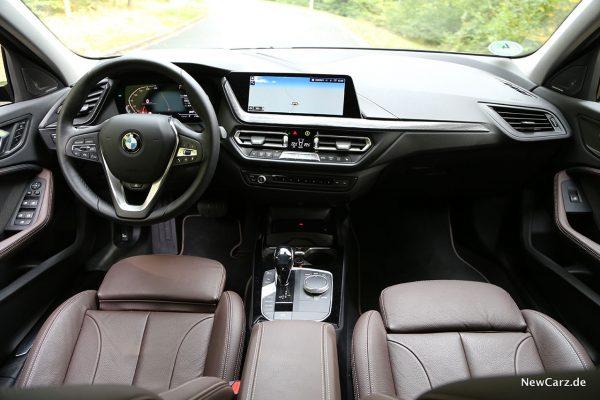 Interieur BMW