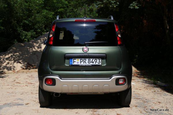 Fiat Panda 4x4 Cross Heck