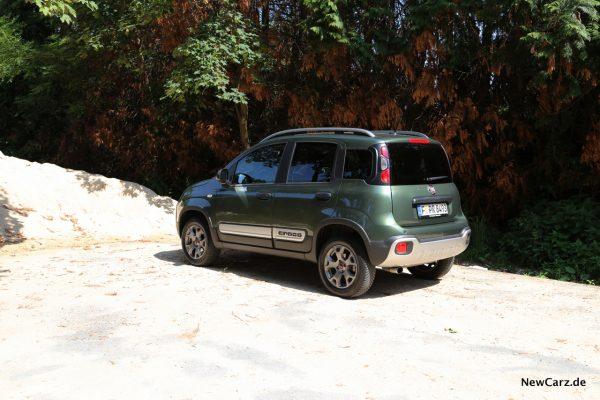 Fiat Panda 4x4 Cross Off