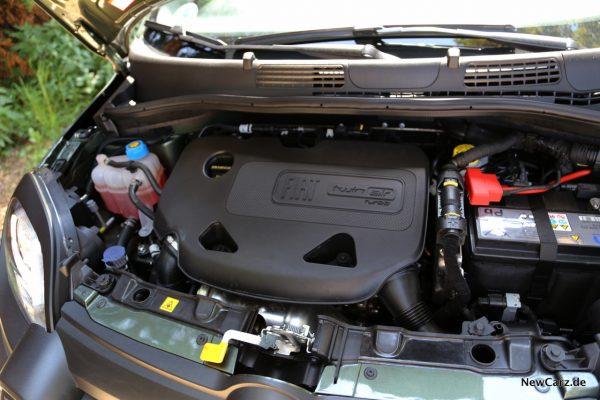 Fiat Panda Motor