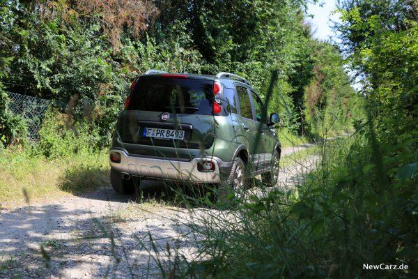 Fiat Panda 4x4 Cross Offroad