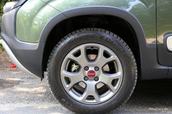 Fiat Panda 4x4 Cross Felge