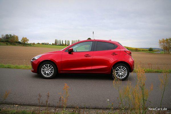 Mazda2 Seite