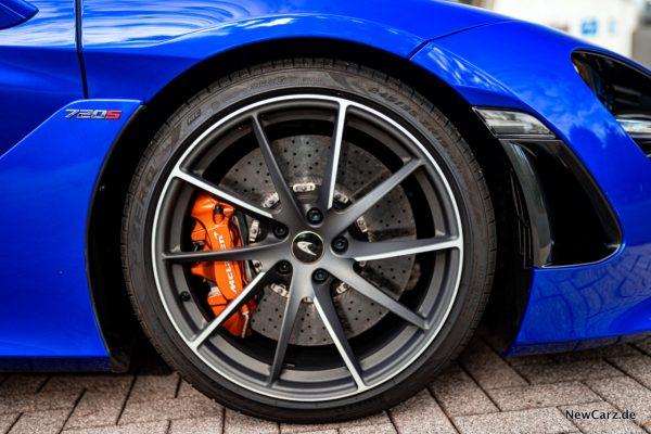 McLaren Carbon Keramik Bremse