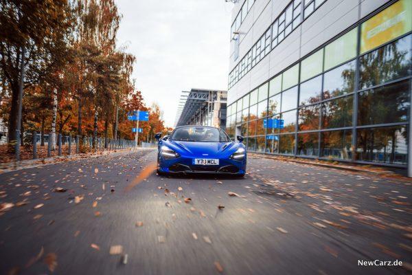 McLaren Speed