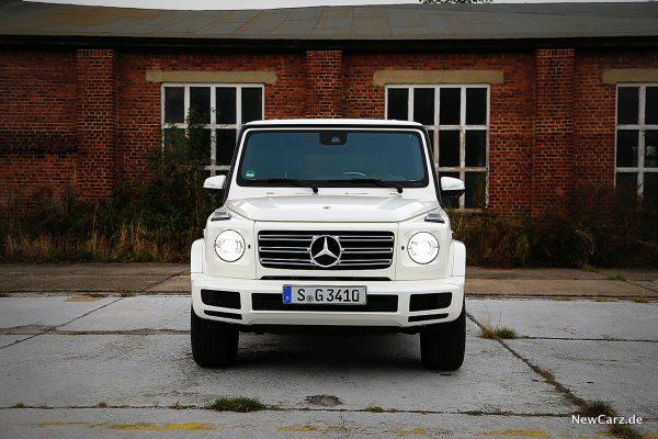 Mercedes-Benz G 500 Frontansicht