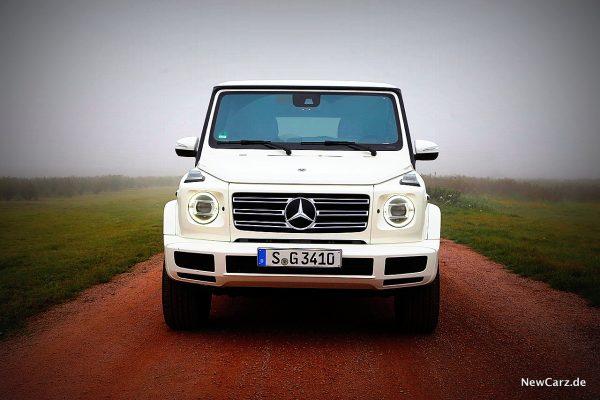 Mercedes-Benz G 500 Front