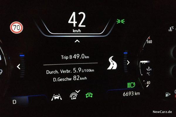 Sparrunde Verbrauch Opel Insignia Sport Tourer GSi