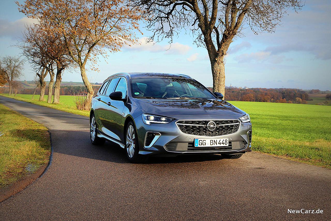 Opel Insignia Sport Tourer GSi