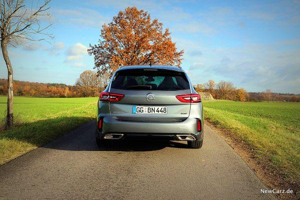 Opel Insignia Sport Tourer GSi Heck