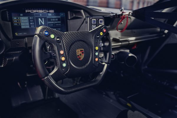 Steuer GT3 Cup