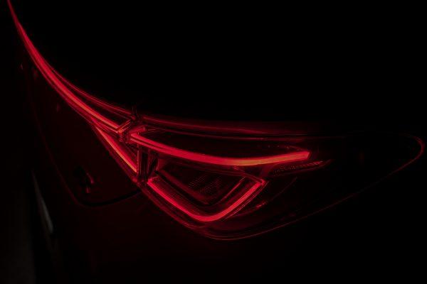 Seat Leon Lichttechnik Rücklicht