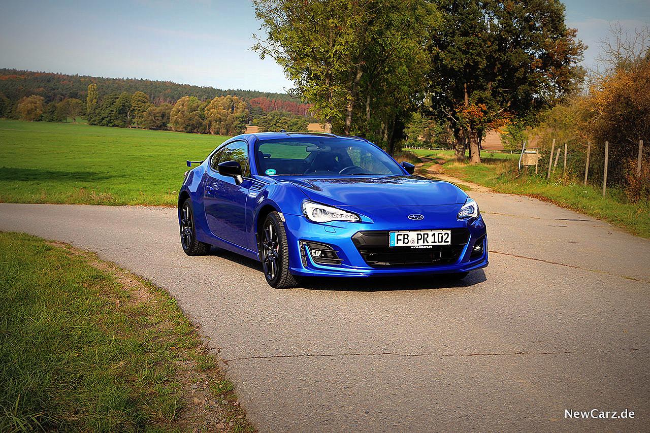 Subaru BRZ Final Edition