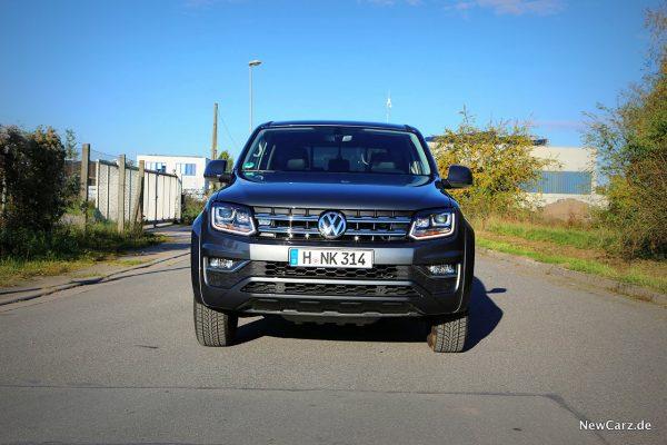 VW Amarok V6 TDI Front