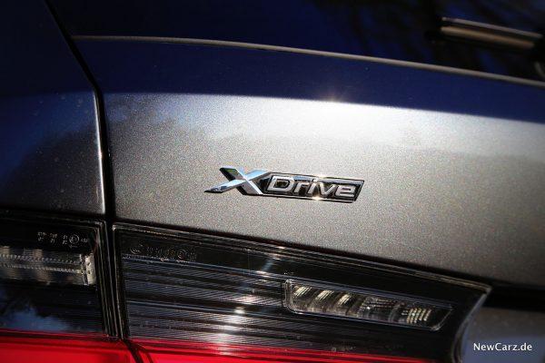 xDrive Plakette