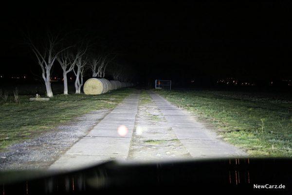 Fernlicht BMW